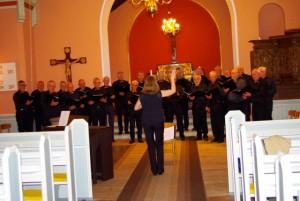 Allinge kyrka 24 maj 2015